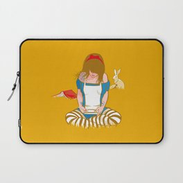 Alice in Mario Land Laptop Sleeve