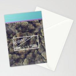 Kushloc Bag of Weed Stationery Cards