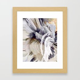 Lien Framed Art Print
