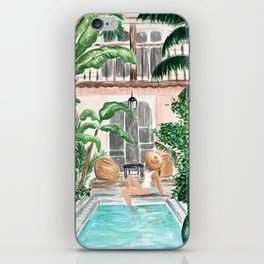 Moroccan Dream iPhone Skin