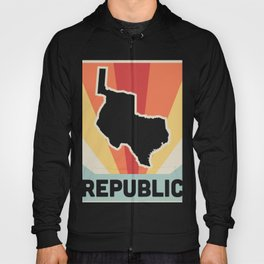 The Republic Of Texas Hoody