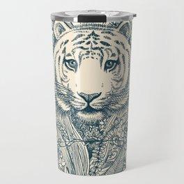 Tiger Tangle Travel Mug