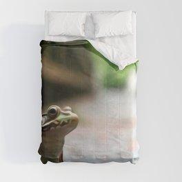 Frog Art One Comforters