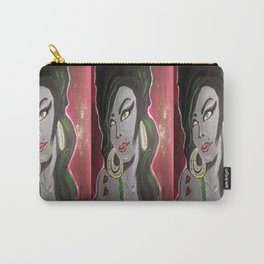 AMY ZOMBIEHOUSE  Carry-All Pouch