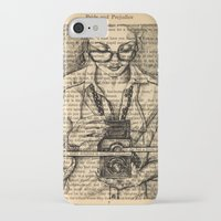 pride and prejudice iPhone & iPod Cases featuring Pride & Prejudice, Page 7 by Rebecca Loomis