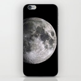 The Full Moon Super Detailed Print iPhone Skin