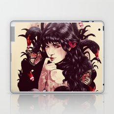 Dark Swan Laptop & iPad Skin