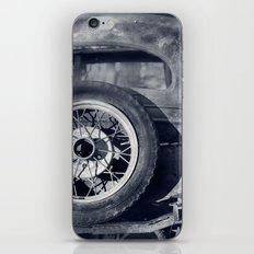 The Old Car iPhone & iPod Skin