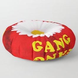 Good Vibes Gang Floor Pillow