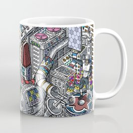 The American Football Media Factory Coffee Mug