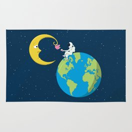 Talk to the Moon Rug