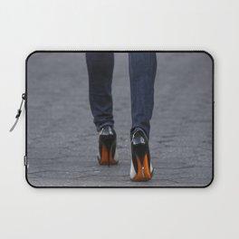 Excess Orange Laptop Sleeve