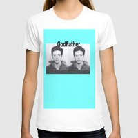 the godfather T-shirts featuring Godfather  by Buzzkill