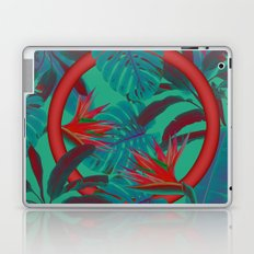 Blue Jungle Laptop & iPad Skin