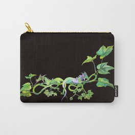 Dragons and Ivy Carry-All Pouch