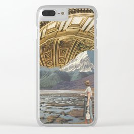 Vast Canopy Clear iPhone Case