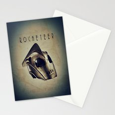 ROCKETEER! Stationery Cards