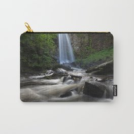 Melincourt falls Resolven south Wales Carry-All Pouch