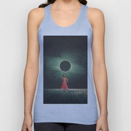 Total Eclipse of You Unisex Tank Top