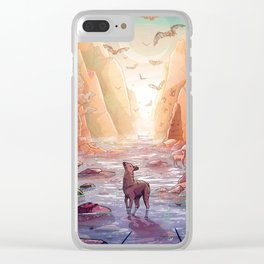 The Narrows Clear iPhone Case