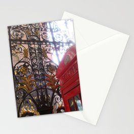 Calling me to London Stationery Cards