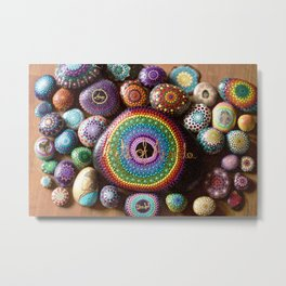 Bliss Collection Metal Print