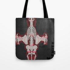 Spaceship Skeletal Survey: The Serenity  Tote Bag