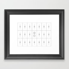 Which Switch Framed Art Print