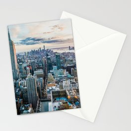 New York City (Color) Stationery Cards
