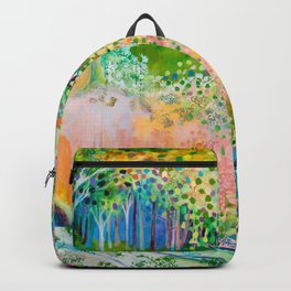 Searching for Forgotten Paths (b) Backpack
