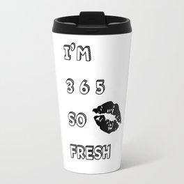 365 Fresh Travel Mug