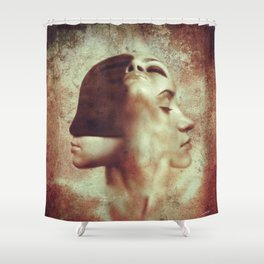 Delusion Shower Curtain