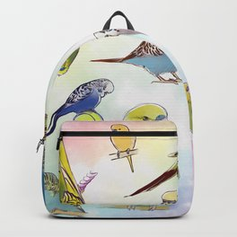Budgies Backpack