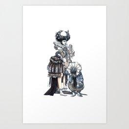 Chamberlain Art Print