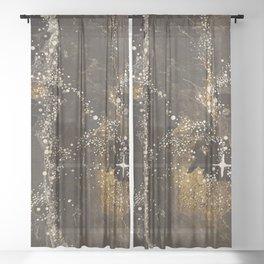 James' Web Sheer Curtain