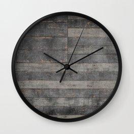 Black Flag USA Wall Clock