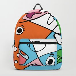 Gumball contemporain Backpack