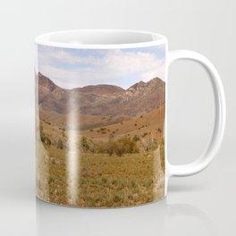 The Flinders Ranges Australia Coffee Mug