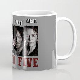 Atlanta Five - The Walking Dead Coffee Mug