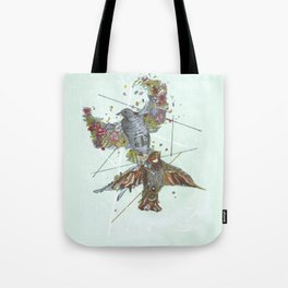The Two Birds Tote Bag