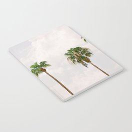 Palm Springs Palm Trees Notebook