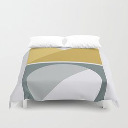 Geometric Form No.4 Duvet Cover