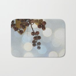 frosty laurel Bath Mat