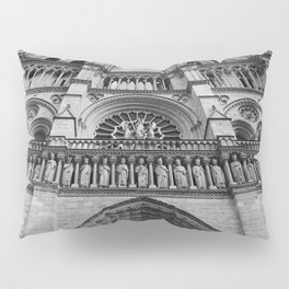 Notre Dame (looking up) Pillow Sham