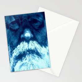 Sure Feels Like The Blues Stationery Cards