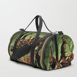 Rusalka: Москва (Fall Morning) Duffle Bag