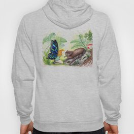 The fairy and the bat Hoody