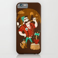 Green Thumberjack iPhone 6s Slim Case