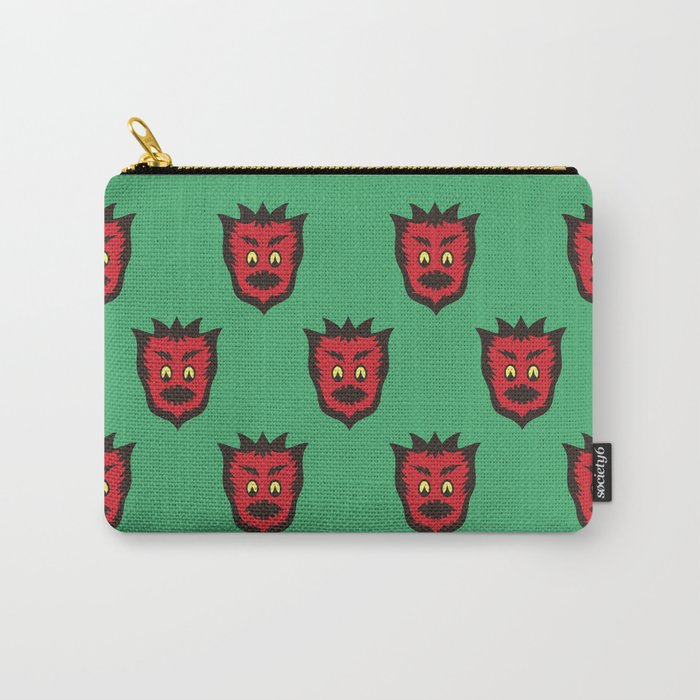Devil Carry-All Pouch