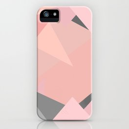 pink storm iPhone Case